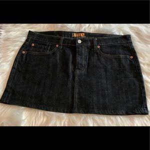 Sarah Jessica Parker Bitten New Mini Skirt Size 12